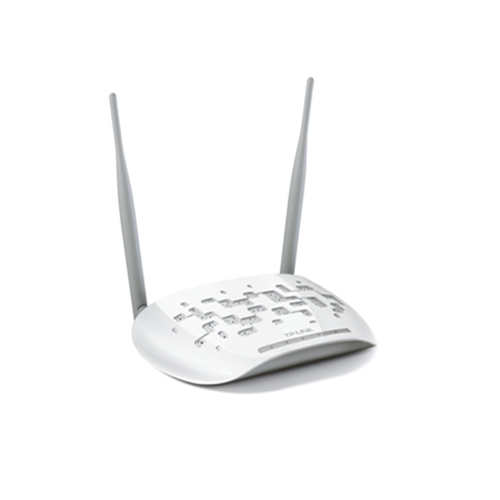 TP-LINK TL-WA801ND 1 Port 300Mbps Kablosuz-Ethernet Access Point 4 dBi Sökülebilir Anten