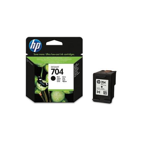 HP CN692AE (704) Siyah Mürekkep Kartuş