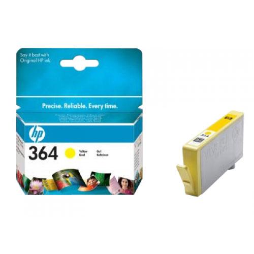 HP CB320E (364) Sarı Mürekkep Kartuş