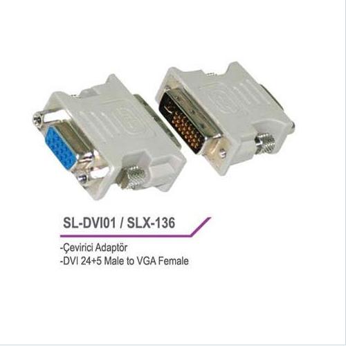 S-LINK SL-DVI01 Dvi To Vga Adaptör