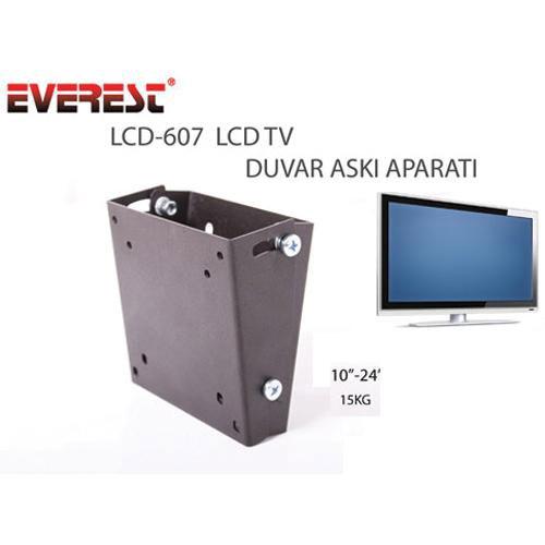 EVEREST LCD-607 10-24 AÇI AYARLI LCD ASKI APARATI Duvar Askı Aparatı