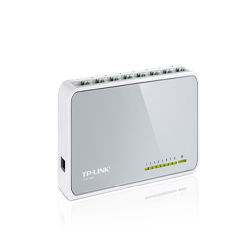 TP-LINK 8 Port TL-SF1008D 10/100 Switch
