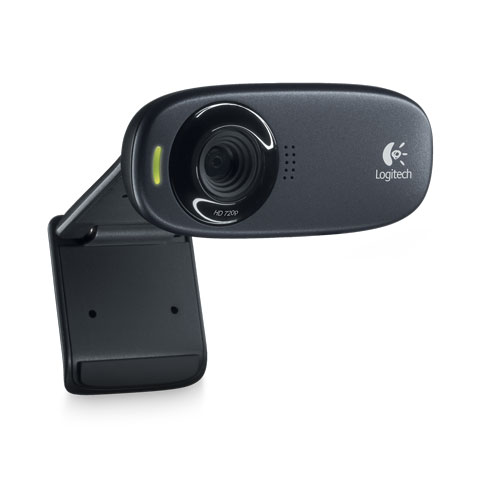 960-001065 Logitech C310 5 Mp HD Usb Mikrofonlu Webcam
