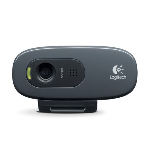 Logitech C270 3Mp 960-001063 HD Mikrofonlu Webcam