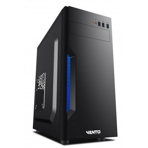 VENTO TA-K61 450W Atx Kasa Siyah 1 x USB 2.0, 1 x USB 3.0,