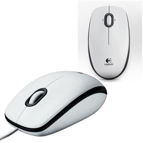 Logitech M100 910-005004 Usb Optic Beyaz Mouse