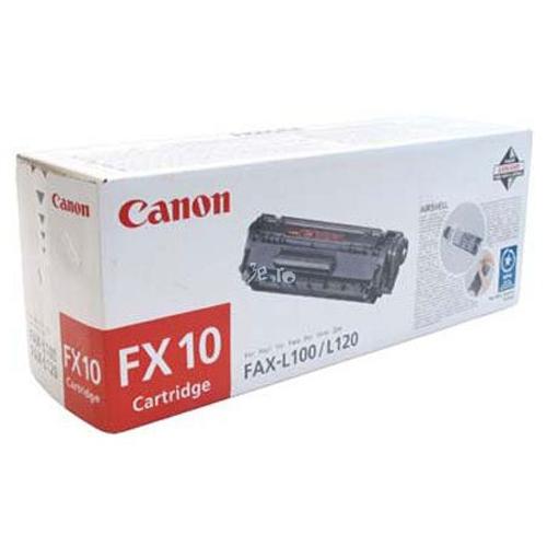 Canon Fx-10 Toner 2.200 Sayfa Siyah