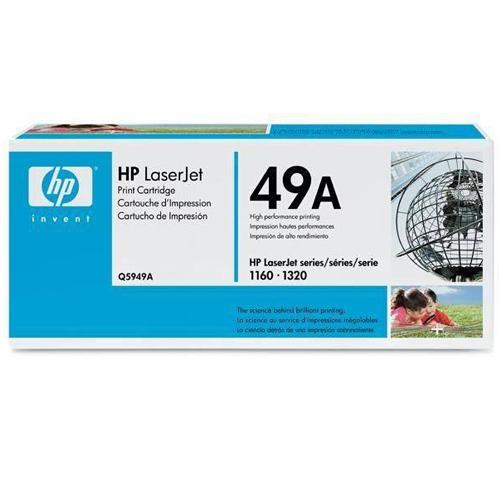 Hp Q5949A (49A) Toner 2.500 Sayfa Siyah LaserJet 1160,1320,3390,3392