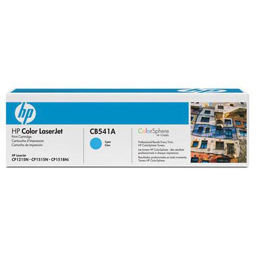 Hp CB541A Toner 1.400 Sayfa Mavi LaserJet Cp1215,Cp1515n, Cm1312,Cm1312nfi