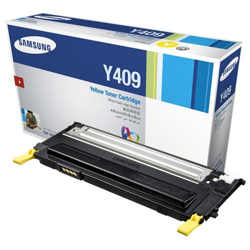 Samsung CLP-315 (Y409) Toner 1.000 Sayfa Sarı LaserJet Clp-315 - 310, Clx-3170fn,3175fn,