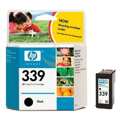 HP C8767EE (339) Siyah Mürekkep Kartuş