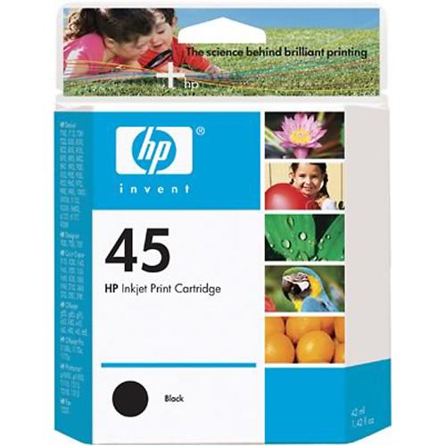 HP 51645AE (45) Siyah Mürekkep Kartuş