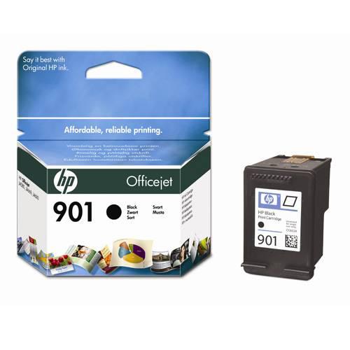 HP CC653AE (901) Siyah Mürekkep Kartuş
