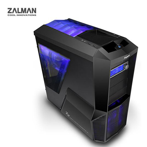 ZALMAN Z11 Plus PSU Yok Mid Tower Gaming Kasa Siyah USB 3.0 + USB 2.0