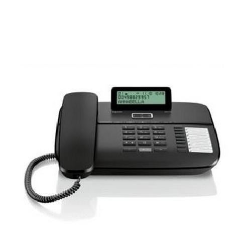 GIGASET DA710 Masaüstü Lcd Ekran (100 Hafıza) Masaüstü Siyah
