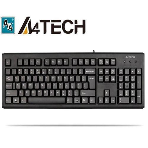 A4 TECH KM-720 F Usb Siyah Klavye
