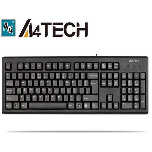 A4 TECH KM-720 Q Ps/2 Siyah Klavye