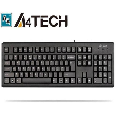 A4 TECH KM-720 Q Usb Siyah Klavye