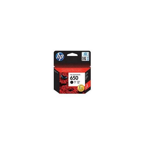 HP CZ101AE (650) Siyah Mürekkep Kartuş