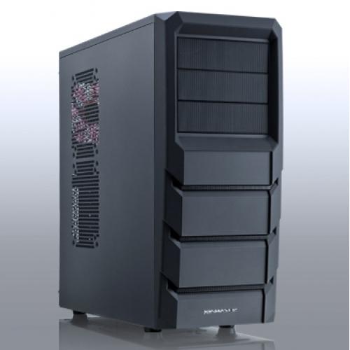 XIGMATEK ASGARD 382 CCC-AD34BT-U61 600W Atx Performans Kasası Aliminyum Siyah Usb 3.0