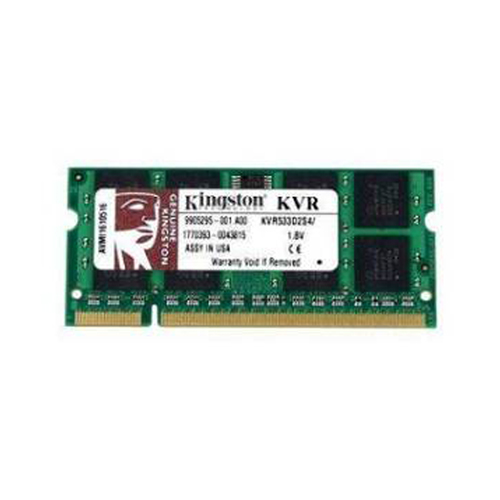 KINGSTON 4GB 1600Mhz DDR3 CL11 Notebook Ram KVR16S11S8/4 (1.5V)