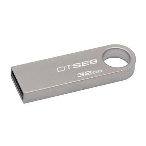 KINGSTON 32GB Metal Usb 2.0 Flash Disk DTSE9H/32
