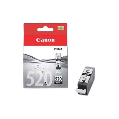 CANON PGI-520BK Siyah Mürekkep Kartuş IP3600/4600/4700 Modelleri