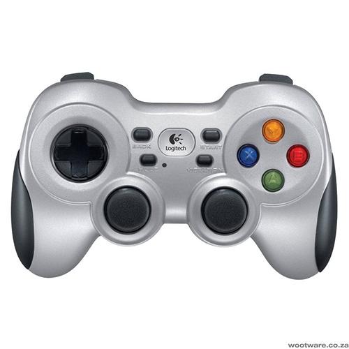 Logitech 940-000142 F710 Kablosuz Titreşimli PC Gamepad