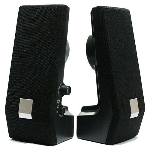 SNOPY SN-611 1+1 0.5W RMS Siyah Speaker
