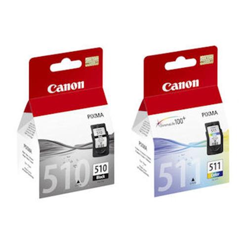 CANON PG-510/CL-511 Multipack Set Mürekkep Kartuş