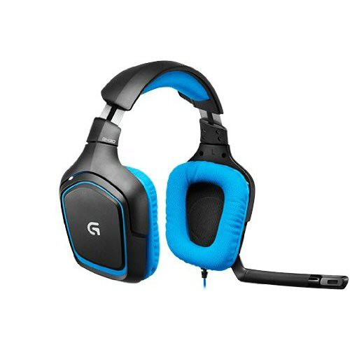 Logitech 981-000537 G430 Usb Mikrofonlu Gaming Kulaklık Siyah
