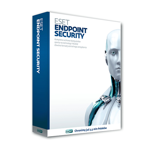 ESET NOD32 Endpoint Protection Advanced 1 Server + 15 Kullanıcı 1 Yıl Box