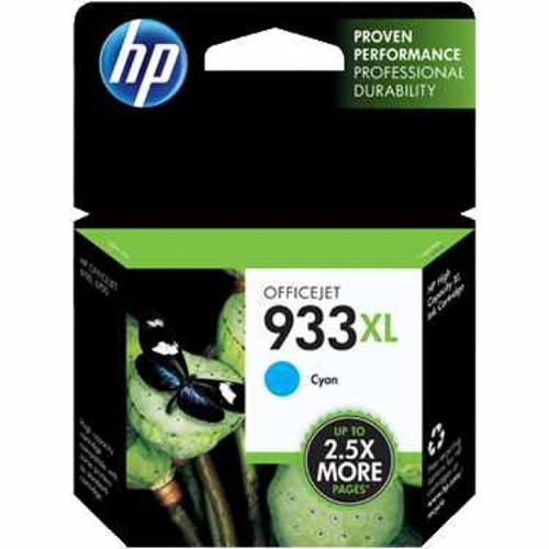 HP CN054AE (933XL) Mavi Mürekkep Kartuş
