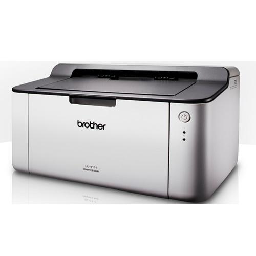 BROTHER HL-1111 Mono Laser Yazıcı A4 20 ppm S/B USB 2.0