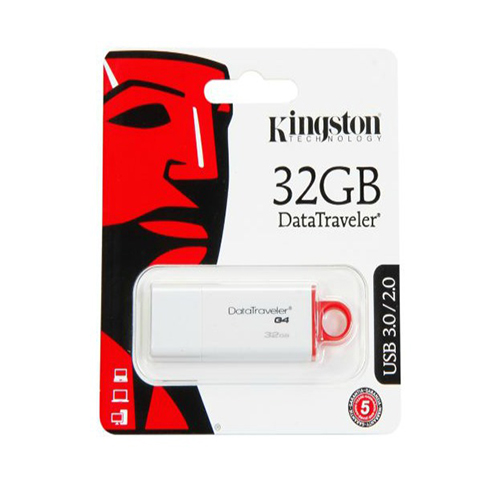 KINGSTON 32GB Usb 3.0 Flash Disk DTIG4/32