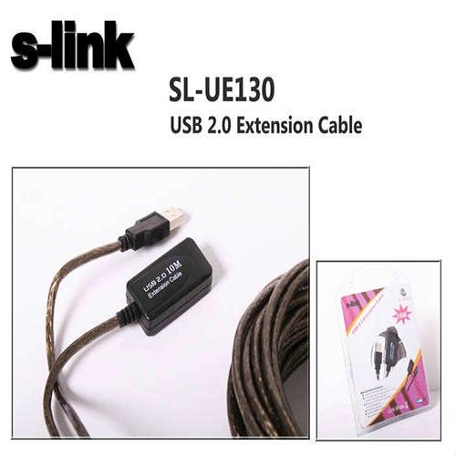 S-LINK SL-UE130 Usb 2.0 Usb Uzatma Kablo ( 10 Metre )