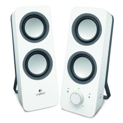 Logitech 980-000811 Z200 SNOW WHITE Siyah Speaker