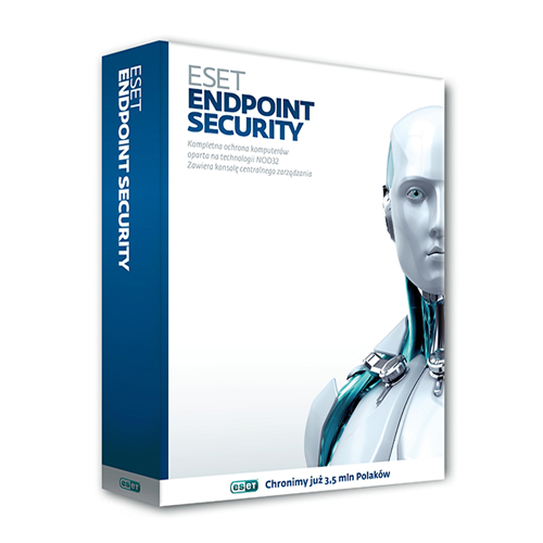 ESET NOD32 Endpoint Protection Advanced 1 Server + 10 kullanıcı 3 Yıl Box