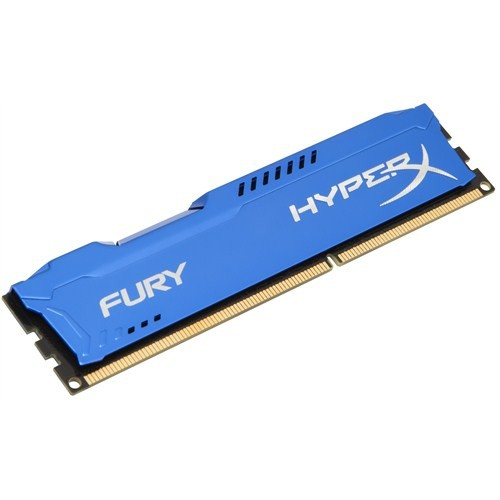 KINGSTON Hyperx Fury 8GB 1600Mhz DDR3 Soğutuculu CL10 Pc Ram HX316C10F/8