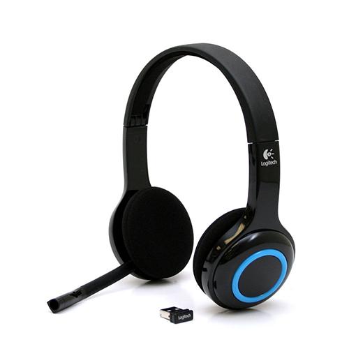 Logitech 981-000342 H600 Kablosuz Headset Siyah