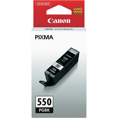 CANON 6496B001 PGI-550PGBK Siyah Mürekkep Kartuş