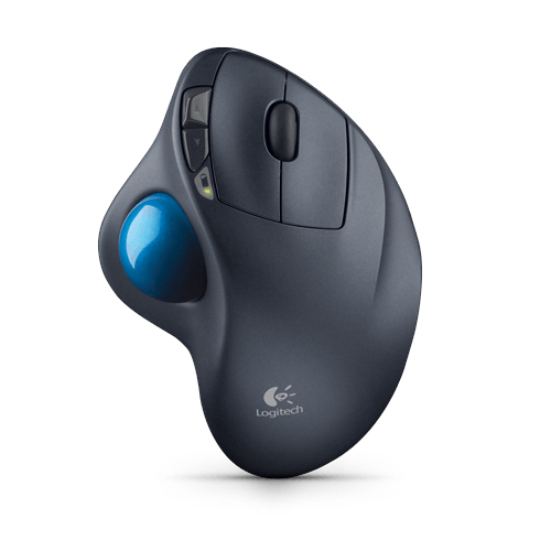 Logitech M570 910-001882 Kablosuz Trackball Siyah Mouse