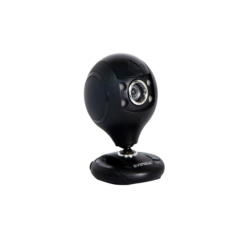 EVEREST SC-802 5.2 Mp Ledli Mikrofonlu Webcam