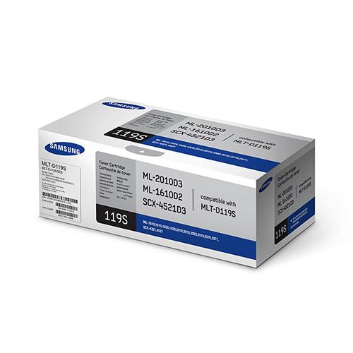 Samsung MLT-D119S Toner 2.000 Sayfa Siyah ML-1610,4521,2010 Modeli