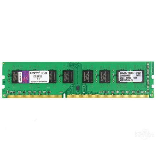 KINGSTON 8GB 1600Mhz DDR3 CL11 Pc Ram KVR16LN11/8 (1.35V)