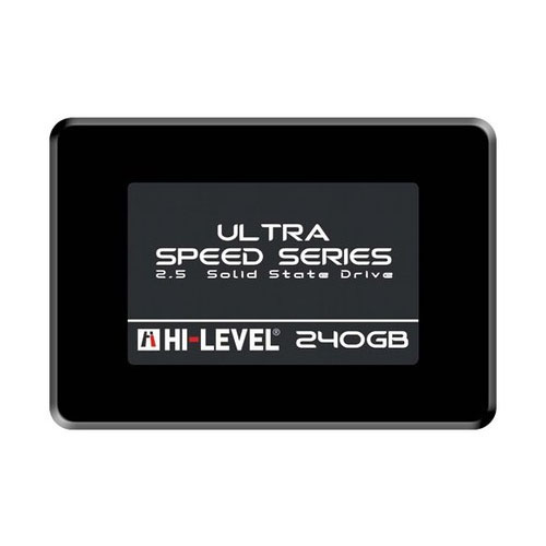 HI-LEVEL Ultra 2.5 240GB SSD SATA3 550/530 HLV-SSD30ULT-240G + KIZAK