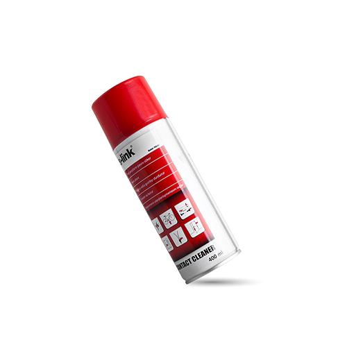 S-LINK YKS-40 Az Yağlı 400ML Kırmızı Kapak Kontak Sprey