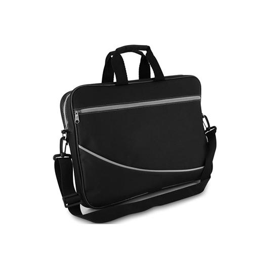 Snopy DR-500 15-15,6 Kumaş Siyah/Gri Notebook Çantası