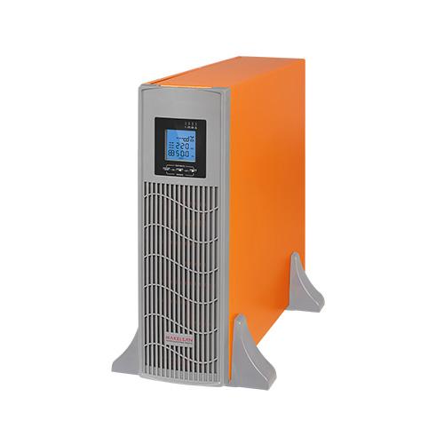 MAKELSAN POWERPACK SE 10 KVA 1F/1F On Line (5 - 15 Dk.) LCD 20x12V 9AH PF=0,9