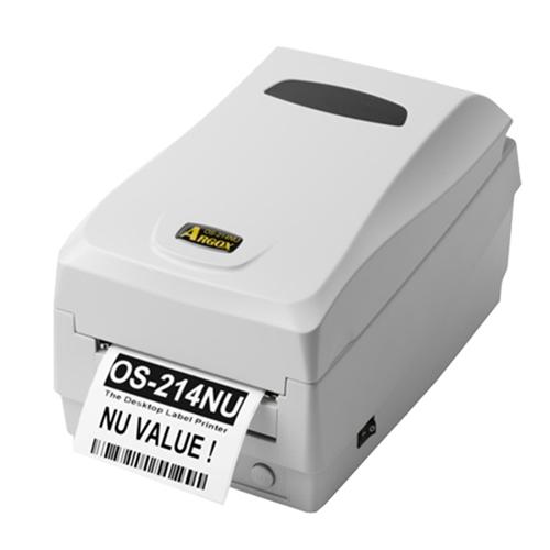 ARGOX OS-214NU Termal Transfer 203 Dpi 104 mm 102 mm/sn 232 Seri , ;USB(2,0) Barkod Yazıcı